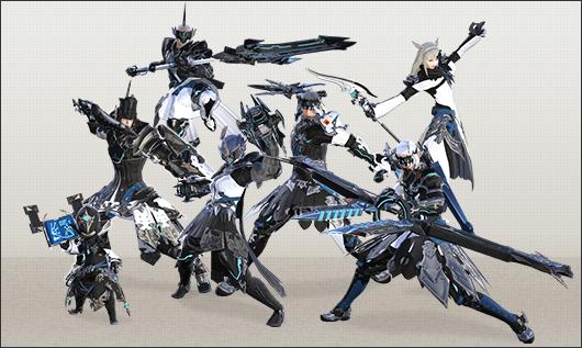 【FF14】装備更新のススメ【ガーロンド・イディル・スカエウァ】